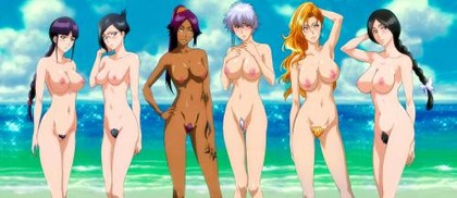 Bleach Hentai Girls